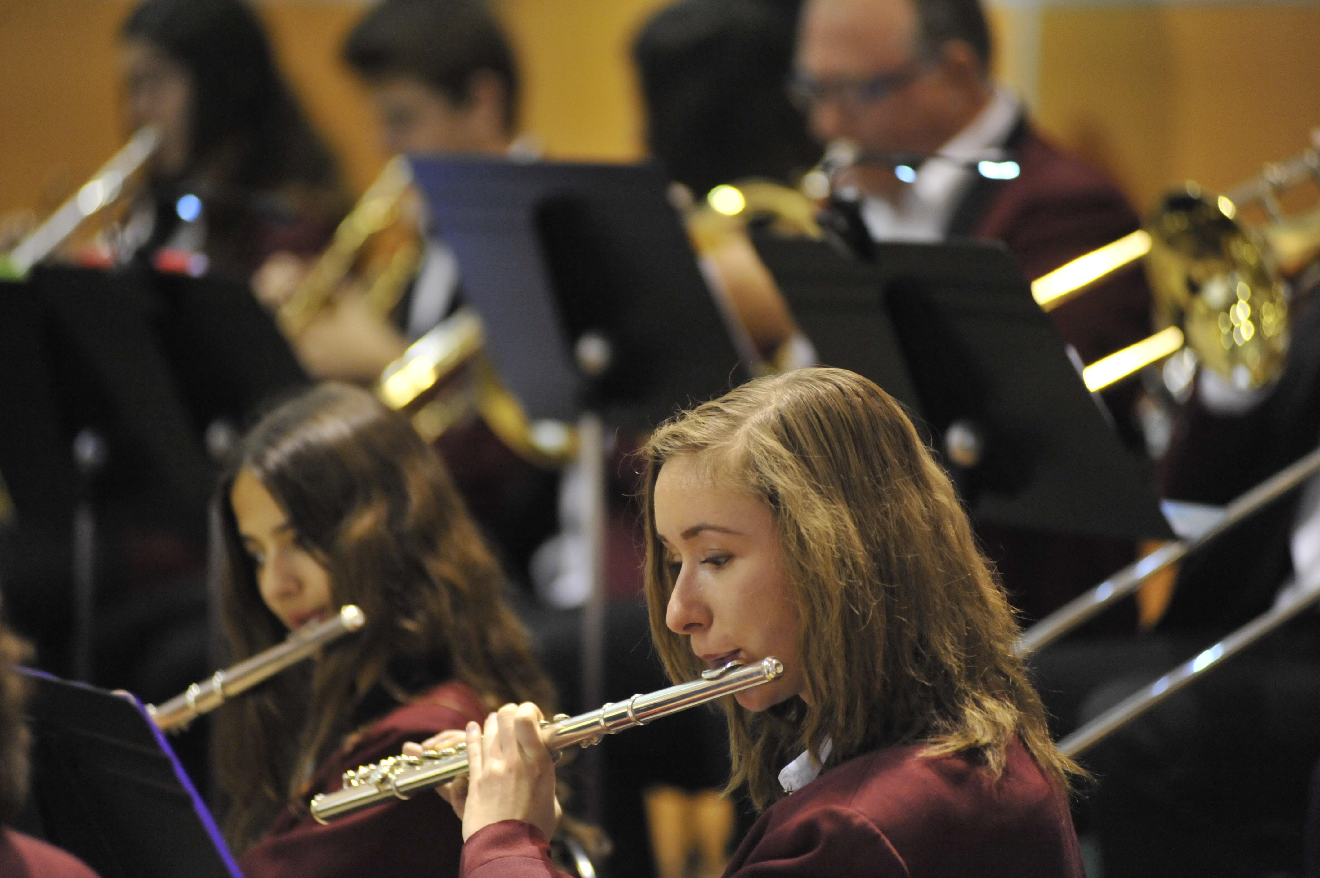 Concert du Nouvel An de l'Orchestre d'harmonie de Vaires et des cheminots