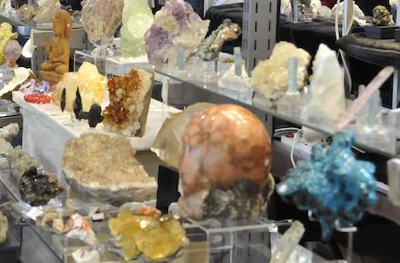 Bourse aux Minéraux et Fossiles