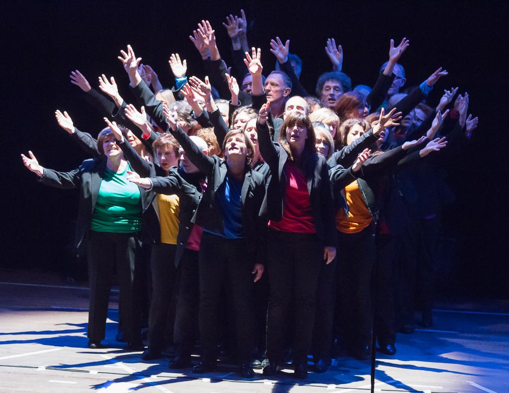Groupe vocal Tonalités