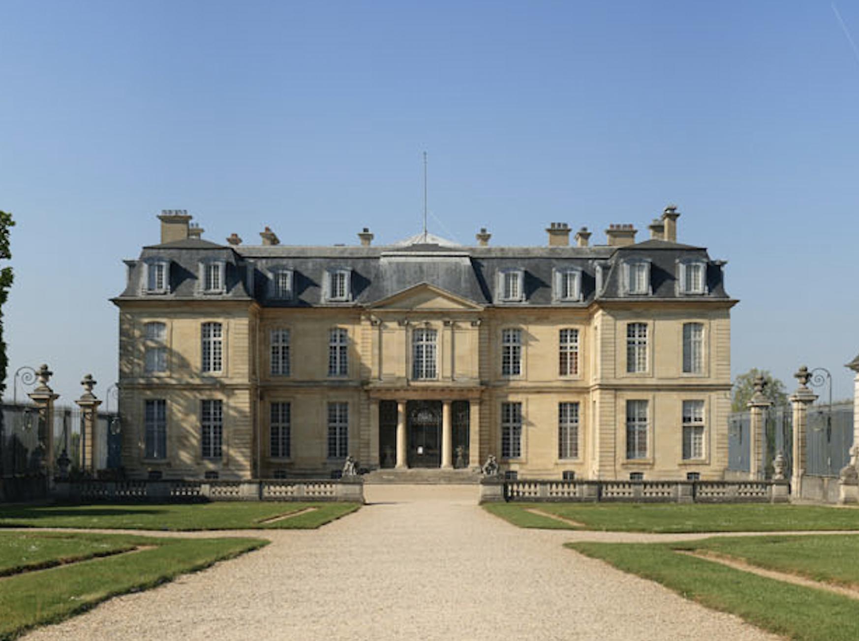 Sortie au Château de Champs-sur-Marne
