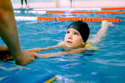 Stage de natation - COMPLET