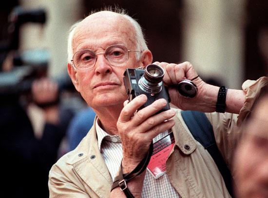 Conférence Henri Cartier-Bresson