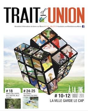 Trait d'union #86 - Mai 2019