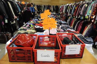 Bourse aux vêtements d'automne-hiver AFV