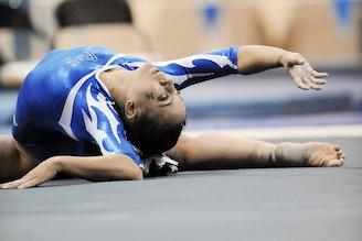 La Ville investit pour ses jeunes gymnastes