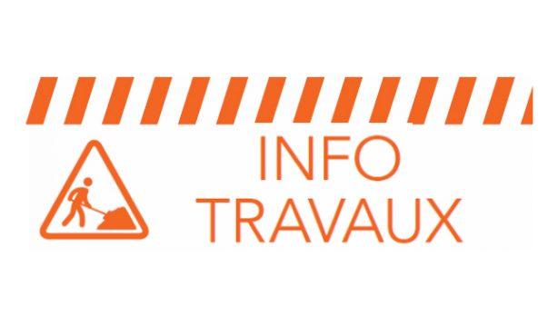 Travaux SNCF: construction du parc de maintenance