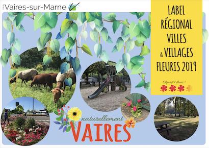 Dossier de participation au label régional Villes et Villages fleuris 2019