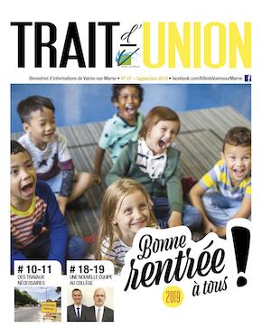 Trait d'Union #87 - Septembre 2019