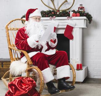 Trois questions au père Noël