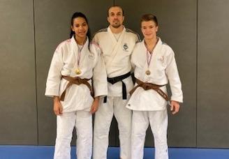 Des judokas vairois champions de Seine-et-Marne