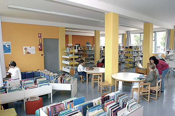 Bibliothèque intercommunale Jean Sterlin