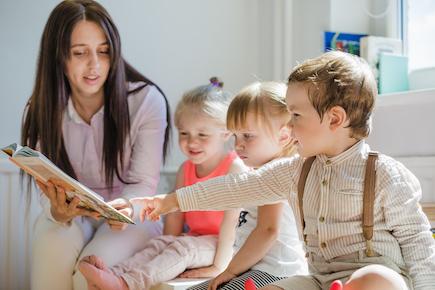 Covid-19: dispositions pour l'accueil des jeunes enfants