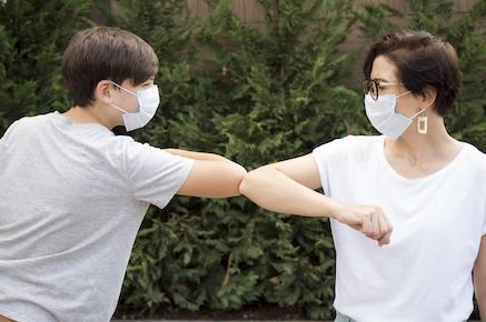 Obligation du port du masque lors des manifestations en plein-air