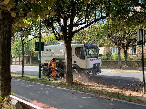 La propreté de la ville au cœur des priorités