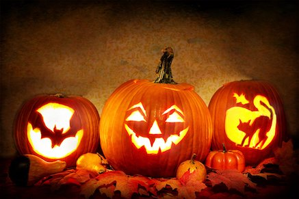 Les commerçants fêtent Halloween!