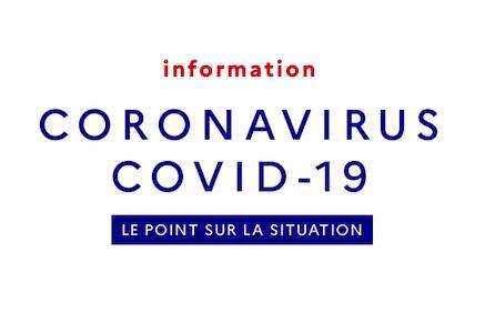 COVID 19 - Le point sur les services municipaux