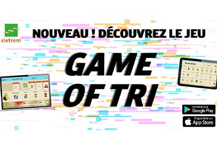 Game of tri: À vos marques, prêts, jouez!