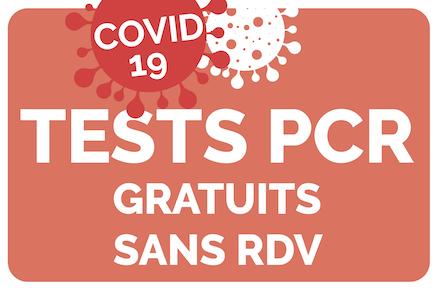 Dépistage COVID-19 du 20 janvier au 13 février 2021