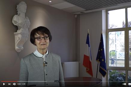 Vœux de Madame le Maire 2021 [vidéo]