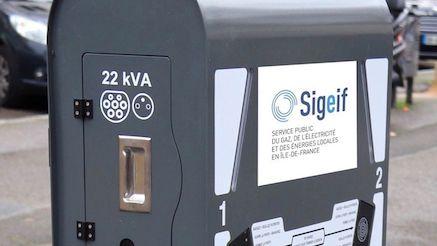 Nouveau en ville! Implantation de bornes de recharge pour véhicules électriques