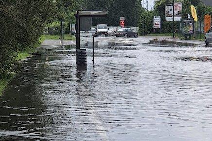 État de catastrophe naturelle: la Ville fait la demande