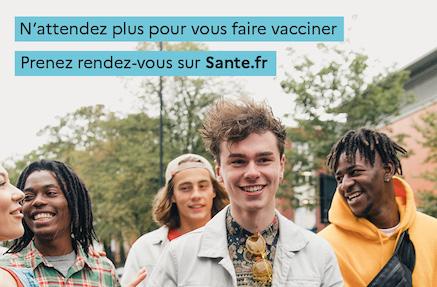 «Tous vaccinés, tous protégés!»